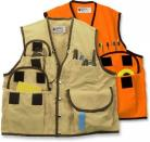 Professional 10-Pocket Cotton Army Field Vest