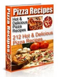 212 World Famous Pizza Recipes