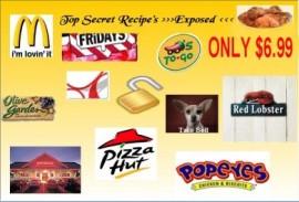 Top Secret Recipes Exposed